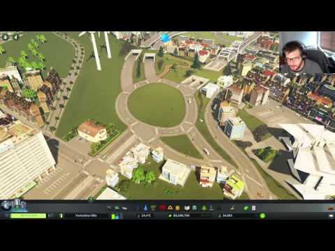 Cities: Skylines - European City - Livestream (4-Dec-16)