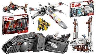 ALL LEGO Star Wars SUMMER 2018 SET IMAGES! (4K)