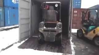 Погрузка товара в контейнер для жд перевозки(, 2014-06-03T10:36:31.000Z)