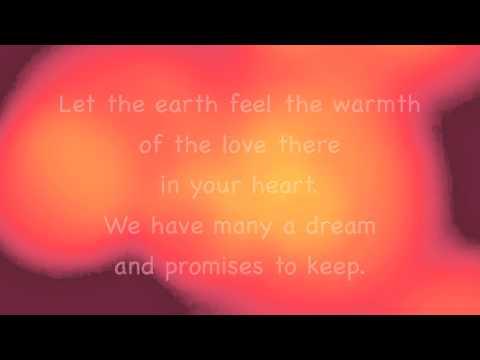 Children of the Light with lyrics