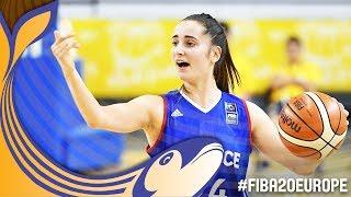 Netherlands v France - Full Game - Round of 16 - FIBA U20 Women's European Championship 2017 thumbnail