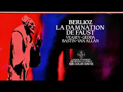 Berlioz - La Damnation de Faust / Hungarian March (reference recording : Sir Colin Davis)