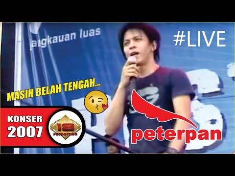 Peterpan - Cobalah Mengerti  (Live Konser Mataram 4 November 2007)