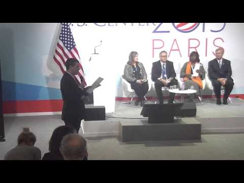 COP-21: Climate Change, Global Food Security and the U.S. Food System (12/2)