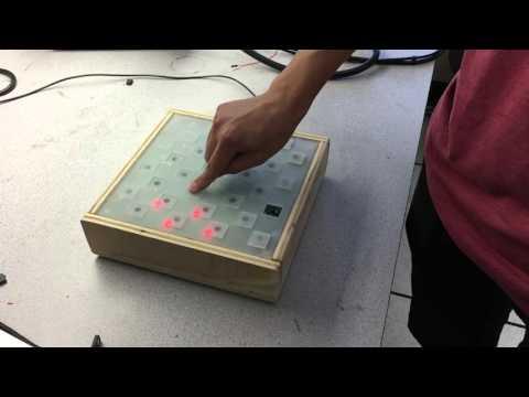 Checker Turn Indicator