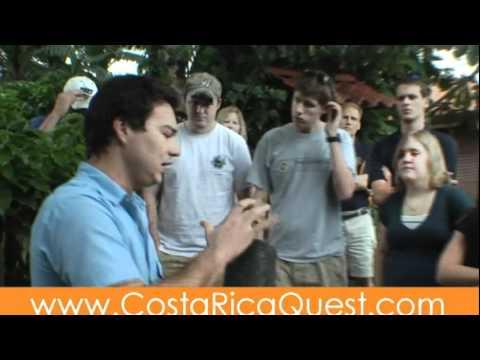 Texas A&M University- Commerce Regents Scholars Trip to Costa Rica
