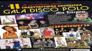 Spontan - Zapowiedź koncertu - II Gala Disco Polo w Grodzisku Mazowieckim (18.09.2016)