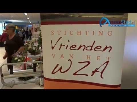 Kerstmarkt in Wilhelmina Ziekenhuis Assen