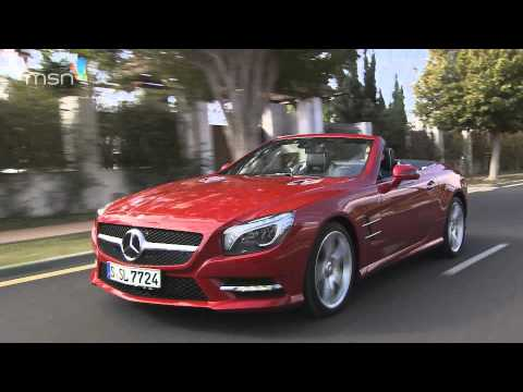 Mercedes-Benz SL 2013 R231 1080p HD MSN Cars test drive