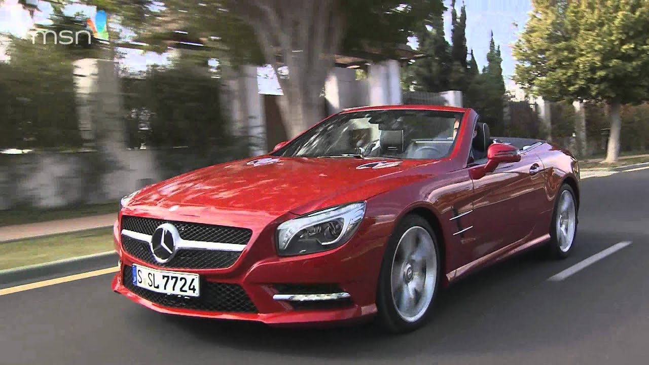 mercedes benz sl 2013 r231 1080p hd msn cars test drive. Black Bedroom Furniture Sets. Home Design Ideas
