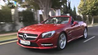 Mercedes-Benz SL 2013 R231 1080p HD MSN Cars test drive