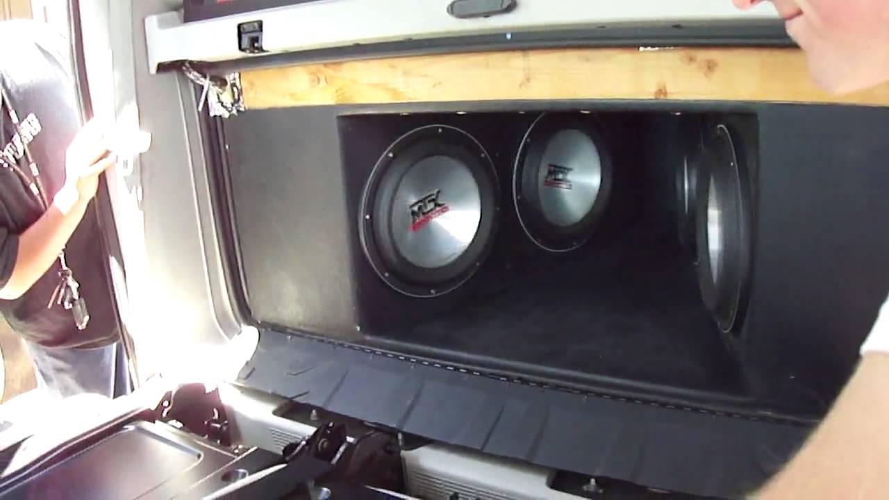 Blow Through Box : 4 12s in a blow through sam from team bass hz youtube ~ Russianpoet.info Haus und Dekorationen