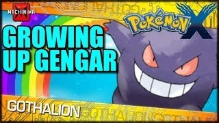 Growing up Gengar: PokeMorning with Gothalion -Rebroadcast- 4/1/14