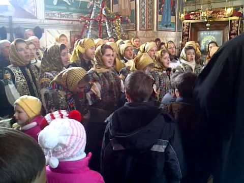 Colinde traditionale in Bucovina