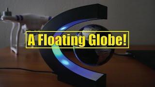 PR: A Floating Globe!