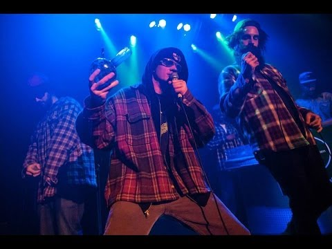 Cypress Chill (Montreal's Cypress Hill Tribute) - Hits From The Bong (Live at Hip Hop Karaoke)