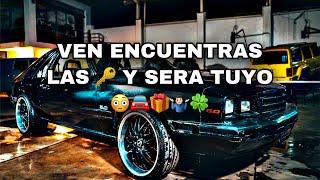 SI ENCUENTRAS LAS LLAVES ES TUYO| MUSTANG DE MARKITOS TOYS