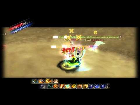 Warrior/ Rogue pvp Melee over the Limit 2# (Silkroad betaeikon)