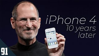iPhone 4... 10 Years Later