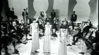 The Supremes perform I Hear a symphony Dedicated to Jerome Abrams