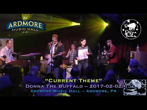 2017-02-02 - Donna the Buffalo -