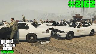GTA 5 ONLINE Polizei Apokalypse #2162 Let`s Play GTA V Online PS4 2K