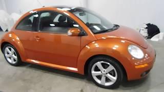 Volkswagen New Beetle 2010 Videos