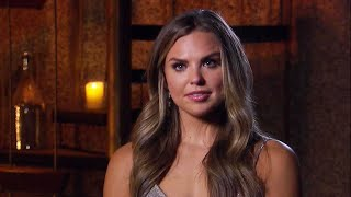 The Bachelor: Watch Peter Weber Tell Hannah Brown IT'S OVER