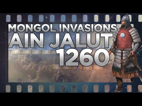 Mongols: Zenith of Empire  Siege of Baghdad 1258 and Battle of Ain Jalut 1260 DOCUMENTARY
