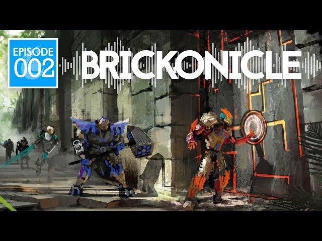 BIONICLE G3 Makuta, Voriki, and Mask of Control | Brainstorm #02