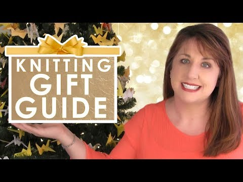 KNITTING GIFT GUIDE FOR HOLIDAYS