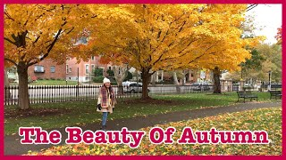Autumn my favorite season | Topiary Park | Filipina Life in USA