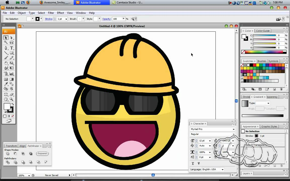 How to Use the live trace tool in Adobe Illustrator « Adobe