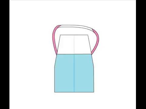 How to make origami Water bottle - YouTube - photo#5