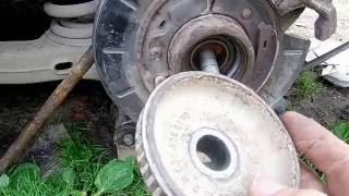 видео Опоры однокатковые Т19