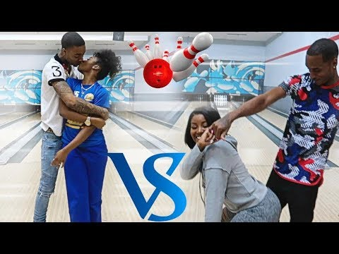 Download Youtube: COUPLES BOWLING COMPETITION *Extremely Funny