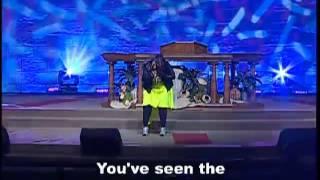 Kierra Sheard Indescribable & Worship Medley (2013 MUST SEE!!) Pt.2