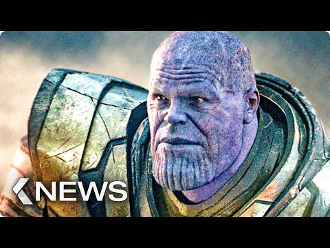 Avengers 4: Endgame 2, Joker, The Hunger Games ... KinoCheck News