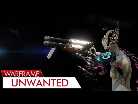 Warframe: The Unwanted Banshee (Resonating Quake)