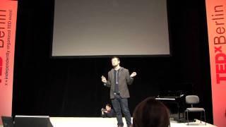 TEDxBerlin 11/15/10 - Fabian Hemmert - How can we make mobile communication more emotional