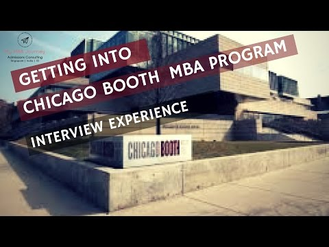 Chicago Booth MBA Admission | Indian applicant (Admit) | MBA Interview Experience