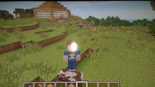 Como se sentar no Minecraft para Xbox 360 (sem mods)