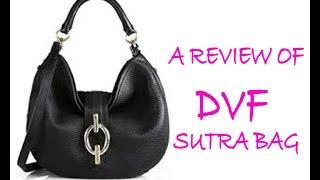 DVF Diane von Furstenberg Sutra Bag Review