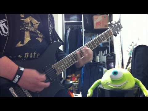 Erra - White Noise(Guitar Cover)