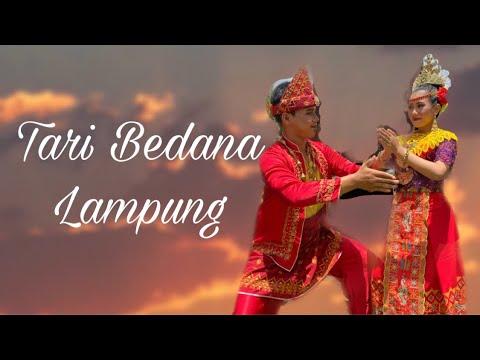 Tari Bedana - Lampung