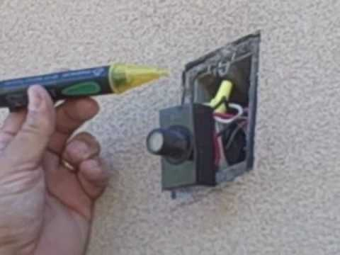 how to install a photocell switch dusk to dawn switch up next