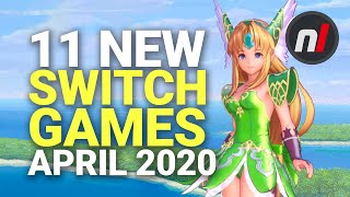 11 Exciting New Games Coming To Nintendo Switch - April 2020