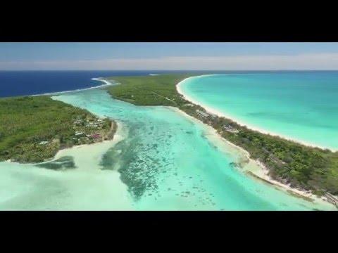 Ouvéa - îles Loyauté - 30s