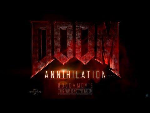 DOOM: Аннигиляция (2019) - официальный трейлер HD