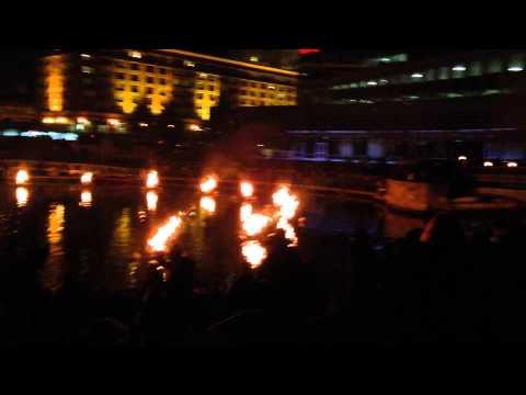WaterFire Providence RI